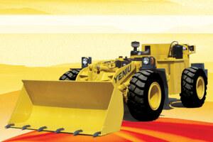 野牛 SDZ15D轮式装载机图片集