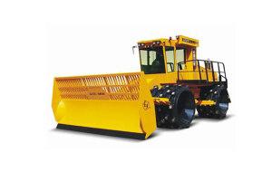 国机洛建LLC233H全液压四轮驱动垃圾填方压实机图片集