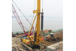 徐工XRS1050旋挖钻机图片集