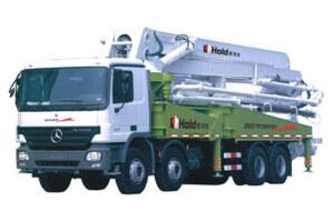 鸿得利HDL5380THB泵车图片集