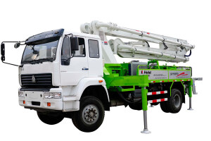 鸿得利HDL5160THB型混凝土泵车