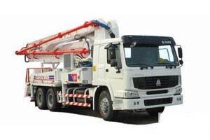 中车(南车)HDT5281THB-37/4泵车图片集