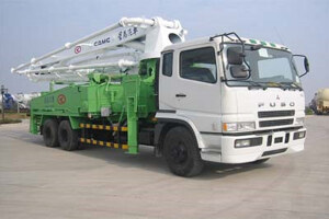 星马AH5292THB-39泵车图片集