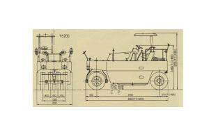酒井TS200轮胎式压路机图片集