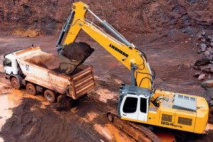利勃海尔R 954 C SME Litronic履带挖掘机图片集