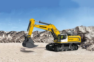 利勃海尔R 970 SME履带挖掘机图片集