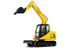 厦工XG809E履带挖掘机图片集