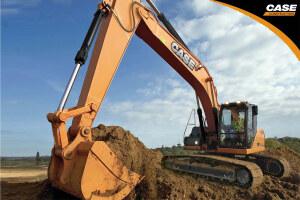凯斯CX500C 履带挖掘机图片集