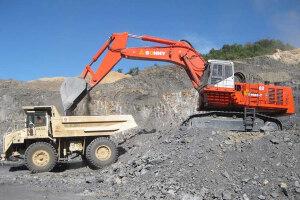 邦立重機CE1000-7履帶挖掘機