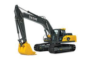 约翰迪尔E360LC履带挖掘机图片集