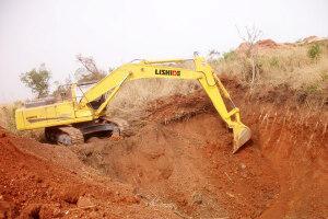 力士德SC760LC.8履带挖掘机图片集