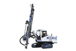 古河HCR1200-EDII顶锤式液压钻机图片集