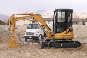 凯斯CX36B履带挖掘机