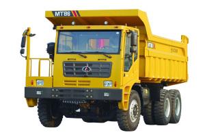 临工重机MT86矿用自卸车图片集