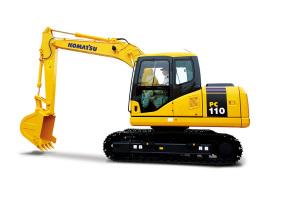 小松PC110-8M0履带挖掘机