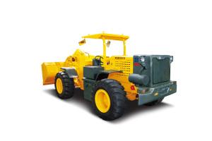 厦工XG918TE轮式装载机图片集