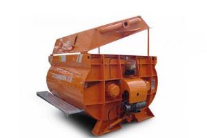 中联重科JS3000混凝土搅拌机图片集