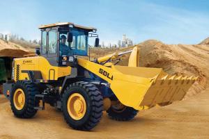 临工LG933L 3吨级轮式装载机图片集