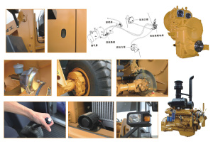 龙工LG855D轮式装载机图片集