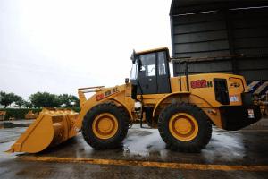成工CG932H轮式装载机图片集