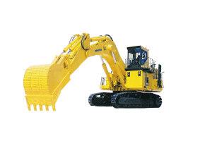 小松PC2000-8履带挖掘机