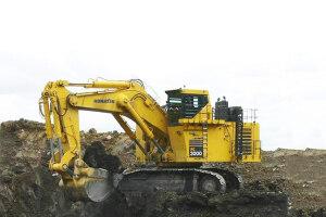 小松PC3000-6履带挖掘机