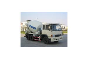 星马AH5259GJB混凝土搅拌运输车 图片集