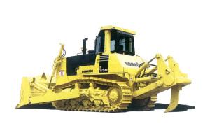 小松D275AX-5E0-履带式推土机图片集