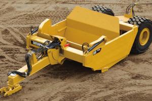 卡特彼勒TS180牽引式鏟運機圖片集