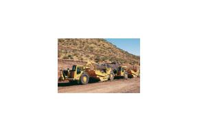 卡特彼勒637E系列2煤炭鏟運機圖片集