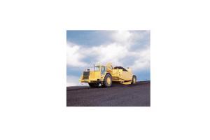 卡特彼勒657E煤炭鏟運車