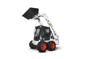 山猫S450滑移装载机图片集