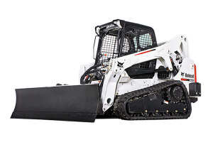 山猫T650履带式滑移装载机图片集