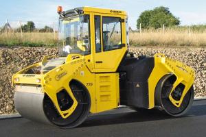 宝马格BW203AD-4AM双钢轮压路机