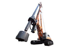 中联重科ZR360A旋挖钻机*图片集