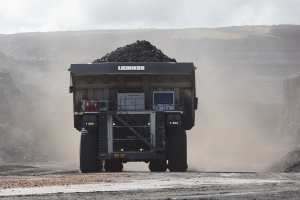 利勃海爾礦用自卸車圖片集1