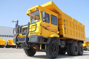 同力TL855M非公路宽体自卸车