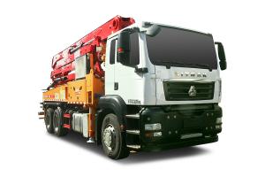 三一SYM5283THBDZ 380C-8混凝土泵车