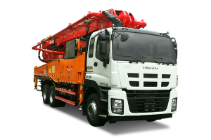 三一SYM5337THBDW 470C-8S混凝土泵車