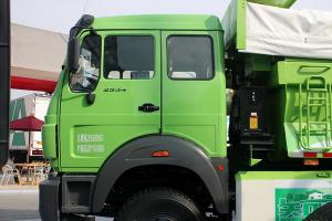 北奔NG80系列重卡 336马力 6X4城市渣土车(ND5250ZLJZ04)