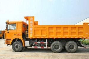 陕汽重卡德龙F3000 336马力 6X4 5.6米自卸车(加强版)(SX3256UR384)图片集