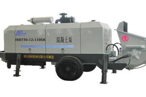 海州机械HBT50-12-110SR 混凝土泵 图片集