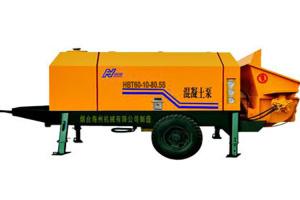 海州机械HBT60-10-80.5S 混凝土泵 图片集