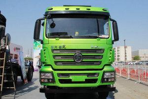 陕汽重卡德龙新M3000 加强版 385马力 8X4 自卸车底盘(SX3316HR386)图片集