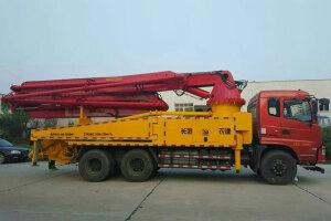 长垣农建HNTBC37- 30-120 37M系列混凝土泵车