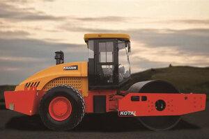 科泰KS225HD-2单钢轮压路机(双驱)图片集