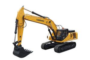 柳工CLG948E履带挖掘机