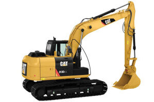 卡特彼勒313D2 L小型挖掘机