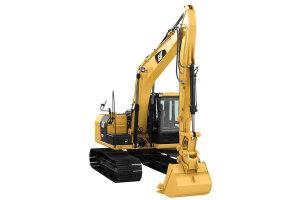 卡特彼勒Cat313D2L液压挖掘机图片集