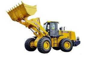徐工LW600FV轮式装载机图片集